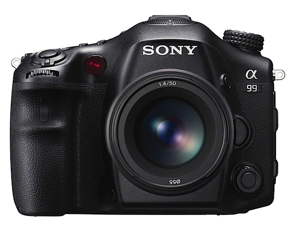 Sony Alpha SLT-A99 REVIEW