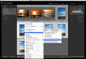 from Lightroom to Photomerge