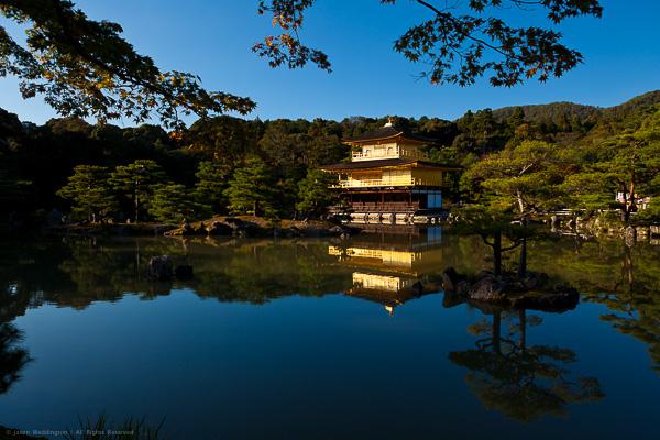 The Golden Pavilion