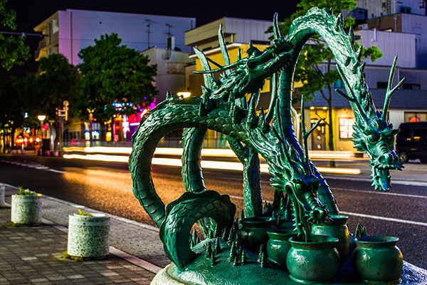 Dragon of Izumo