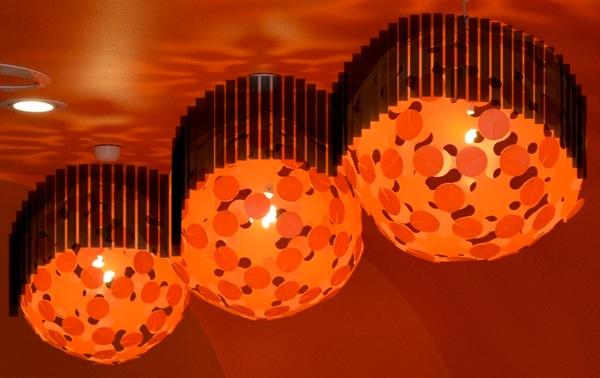 Lanterns brush effect