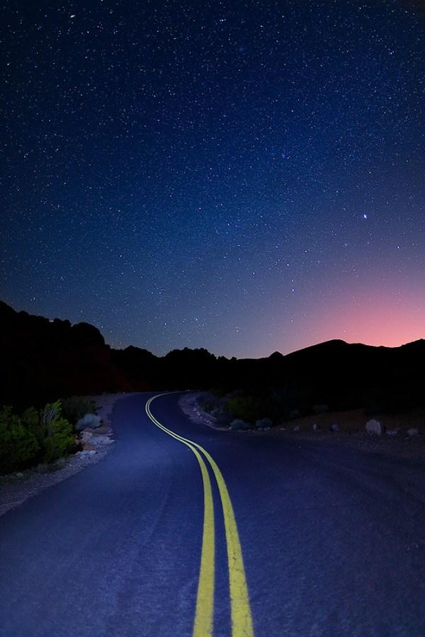 How I Got The Shot: Desert Road