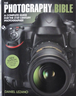 The Photography Bible [BOOK REVIEW]