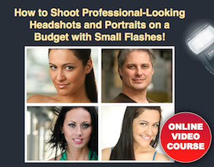 DEAL: Save 30% off Phil Steele's Headshots and Portraits Course