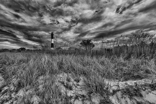 This shot was taken at Fire Island National Seashore in New York, about 20 minutes from where I live, making it easy to get to whenever I feel the need to make an image. This image was taken on a cold early spring day. EOS 5D Mark III, EF 8-15mm f/4L Fisheye Zoom. 1/60 @ f/16.