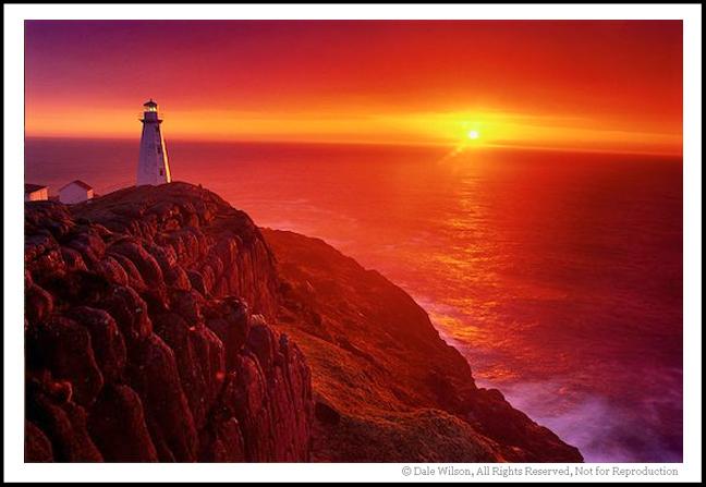 Canadian Travelogue - Newfoundland - Cape Spear