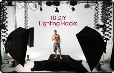 Diy lighting hacks for digital photographers diy photography lighting hacks solutioingenieria Images