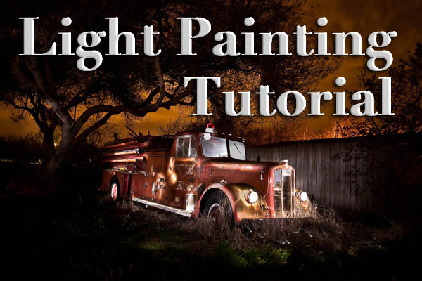 Light Painting Part Two – Photoshop