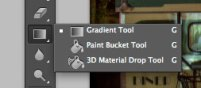 Figure #11 gradient tool