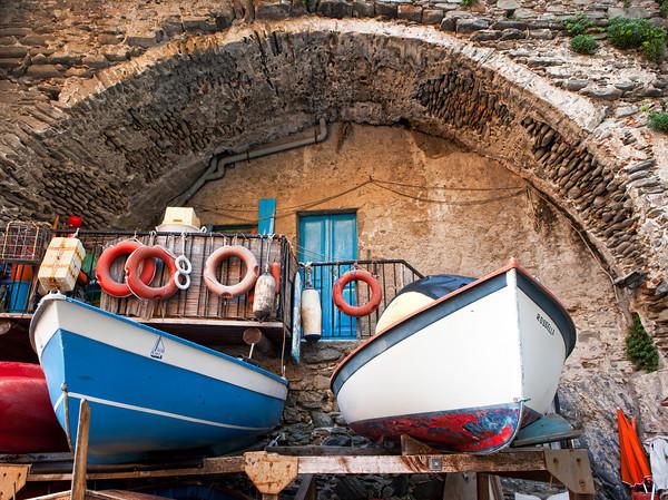 Image: A home in Riomaggiore | © James Brandon