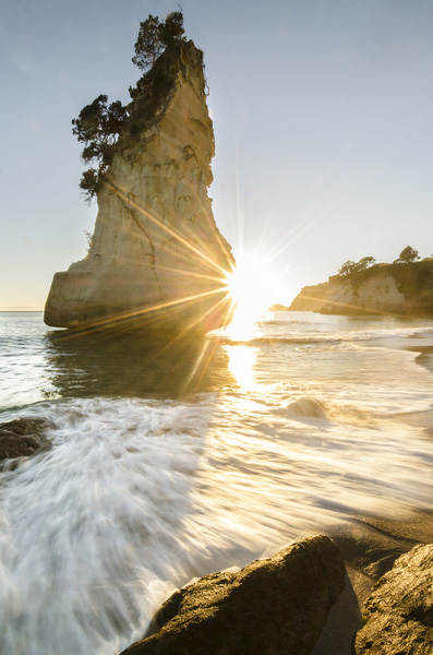NZ CO cathedral cove 6