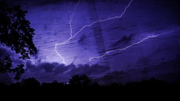 lightningtextured