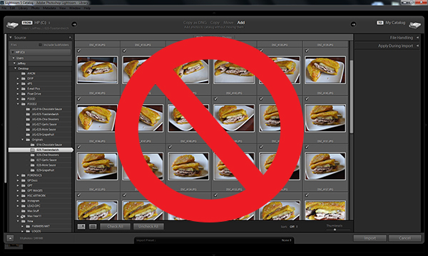 When to Stop Being a Photographer and Start Being a Photo Editor