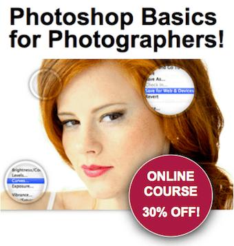 DEAL: 30% Off Phil Steele's Photoshop Basics Online Course