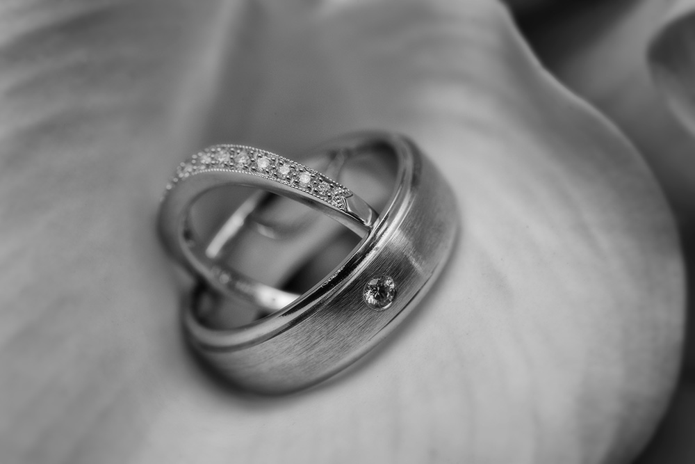 Wedding Photography: Shooting The Rings
