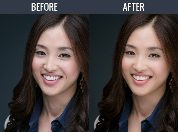 How to Professionally Retouch Portraits in Lightroom