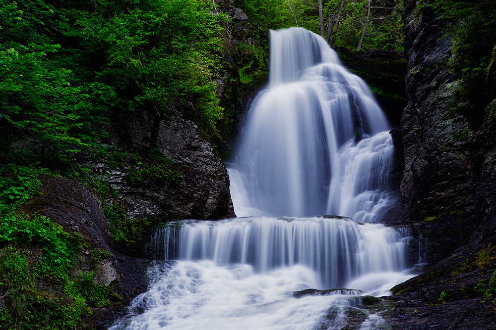 How to Create Wonderful Waterfall Photography