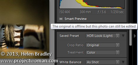 Lightroom 5 smart previews 3