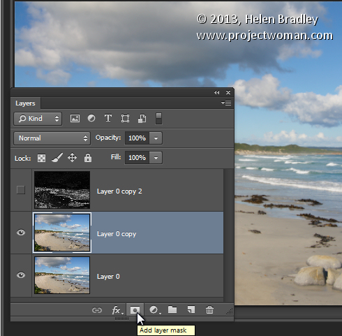 How to Sharpen Image Edges in Photoshop 4