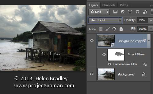 Photoshop camera raw filter opener