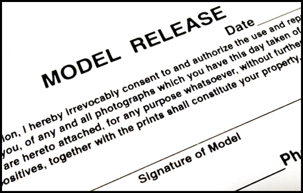 Model Releases: What You Need to Know (With Samples)