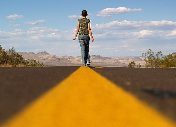sometimes the road gets rugged and it's hard to travel on...