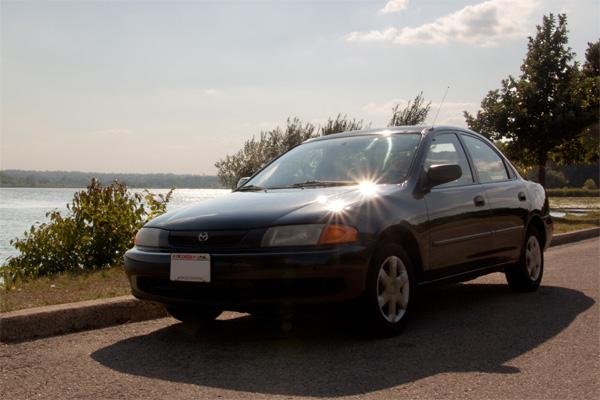 McEnaney car sunflares