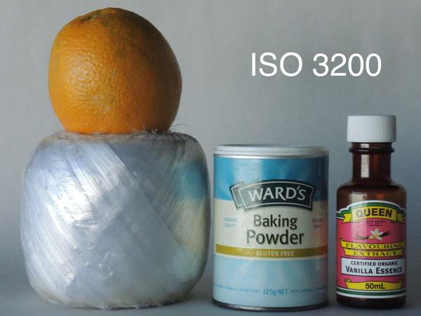 Nikon Coolpix P7800 digital camera review ISO test