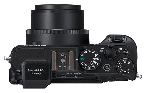 Nikon Coolpix P7800 digital camera review