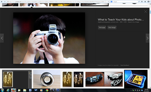 Google Images' new layout adds another hurdle to cross for effective photo SEO.