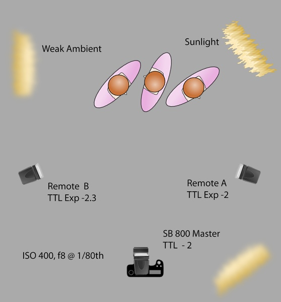 Working with Off Camera & Remote Flash