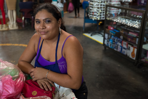 Managua Market, The Rewards of Photographing People When You Travel