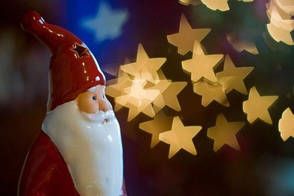 Joyeux Noël!  Merry Christmas!