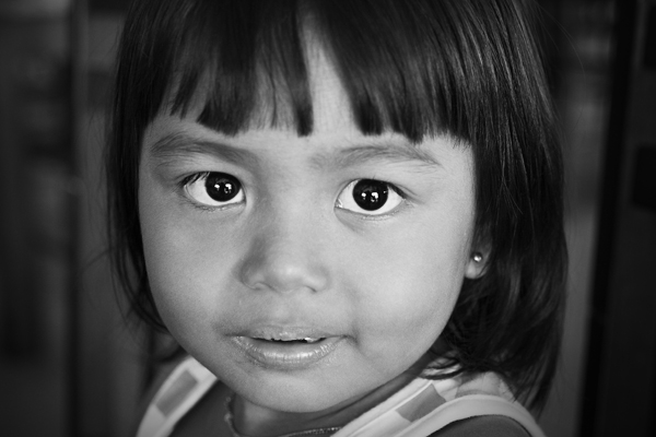 Malaysian child