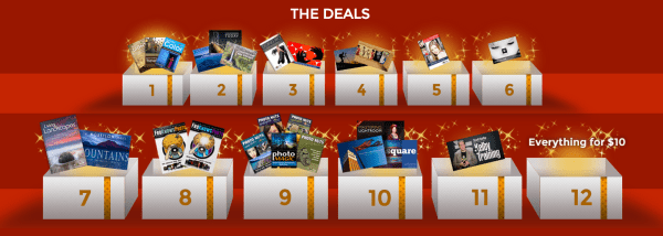 All Our Great Photography Deals Available for One More Week