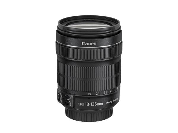 Canon LENS EF-S 18-135mm IS STM FRA w CAP