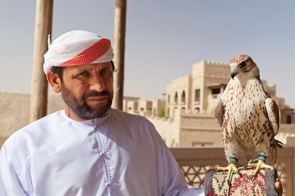 Photographing People-Kav Dadfar-UAE Man