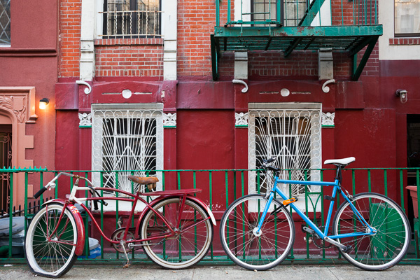 East Village Bikes