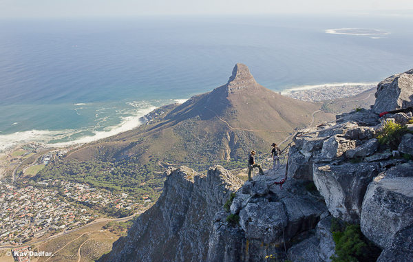 Kav Dadfar-People In Photos- Cape Town