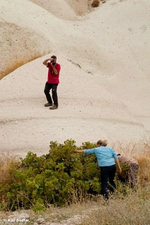 Kav Dadfar-People In Photos-Cappadocia-Photographing