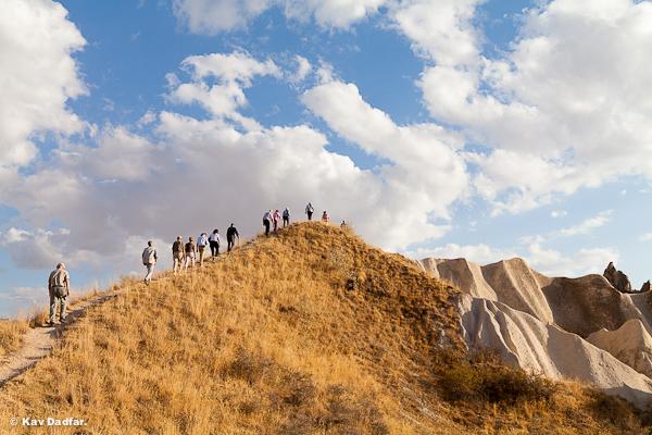 Kav Dadfar - People In Photos - Walking People