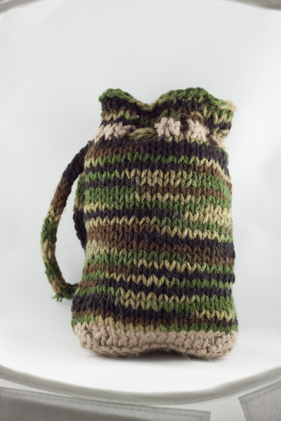 light tent, product photography, knit bag, how to