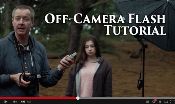 Quick Off-Camera Flash Tutorial - Digital Photography School
