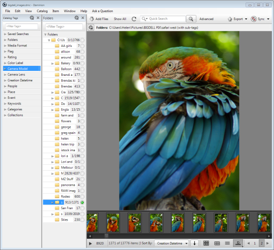 Large Library Management with Lightroom and Daminion [for Advanced LR Users]
