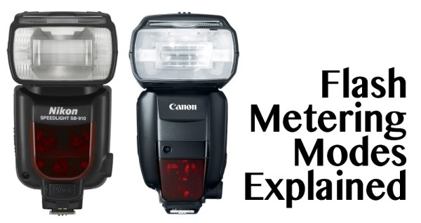 Understanding Flash Metering Modes