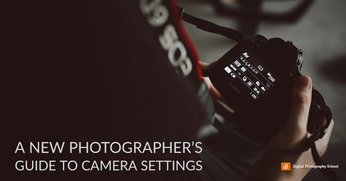 A New Photographer's Guide to Camera Settings