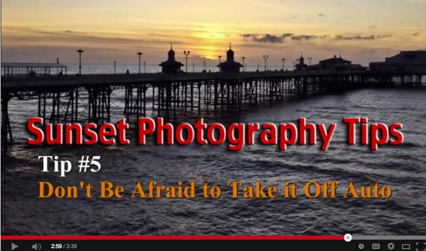 Sunset Photography Tips Video Tutorials - Digital Photography School