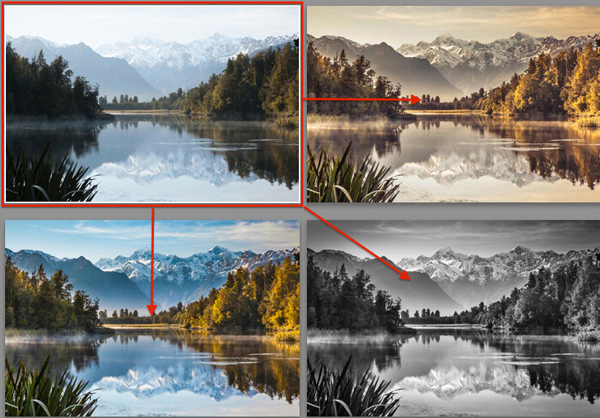 The Power Of Post Processing For Landscape Photography