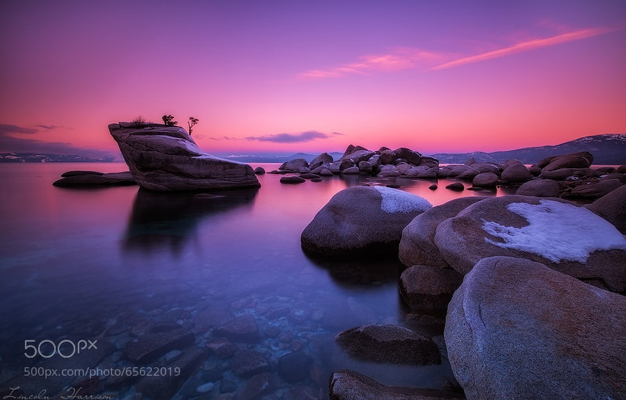 Photograph Tahoe by Lincoln Harrison on 500px