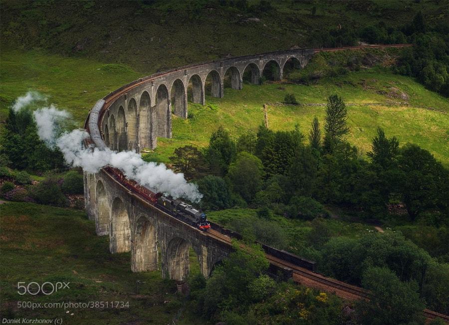 Photograph To Hogwarts! by Daniel Korzhonov on 500px